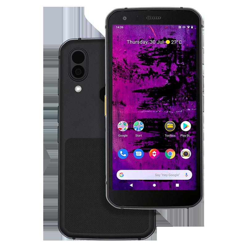 【一機多用】內置紅外線相機的智能手機 – Caterpillar CAT S62 Pro